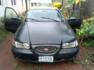 Hyundai Sonata 1997 GLS Green   Cars for sale in Lagos State, Ikorodu