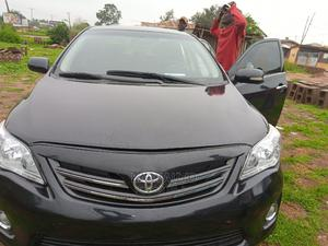 Toyota Corolla 2012 Black   Cars for sale in Oyo State, Egbeda