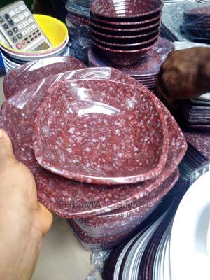 12pcs Unbreakable Plates | Kitchen & Dining for sale in Lagos State, Lagos Island (Eko)
