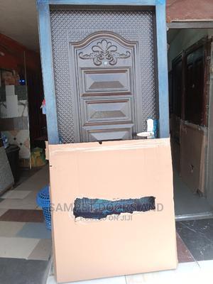 3ft German Steel Security Door | Doors for sale in Lagos State, Surulere