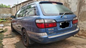 Mazda 626 1999 Wagon 2.0 Blue   Cars for sale in Osun State, Ilesa