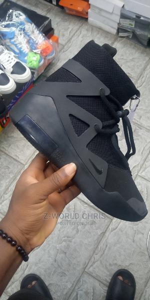 Nike Fear of God Men's Black Sneakers   Shoes for sale in Lagos State, Surulere