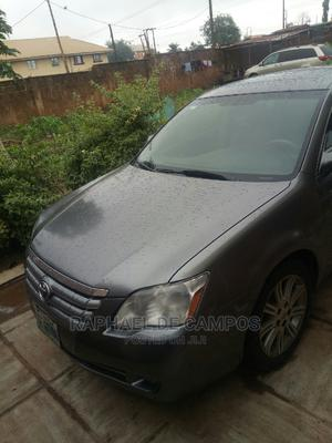 Toyota Avalon 2007 Limited Gray   Cars for sale in Oyo State, Ibadan