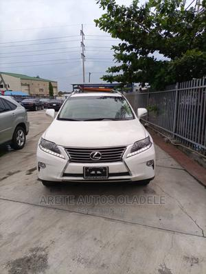 Lexus RX 2015 White | Cars for sale in Lagos State, Lekki