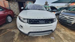 Land Rover Range Rover Evoque 2014 White | Cars for sale in Lagos State, Alimosho