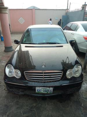 Mercedes-Benz C230 2006 Black   Cars for sale in Lagos State, Apapa