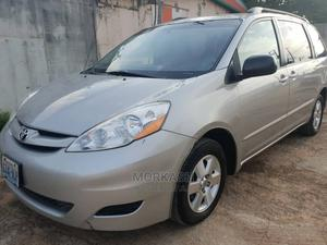 Toyota Sienna 2007 LE 4WD Silver | Cars for sale in Lagos State, Isolo