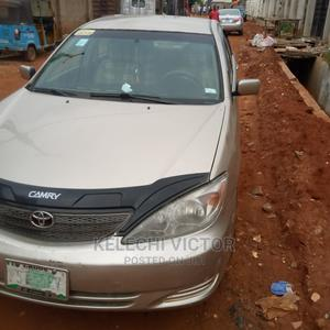 Toyota Camry 2004 Gold | Cars for sale in Delta State, Oshimili South