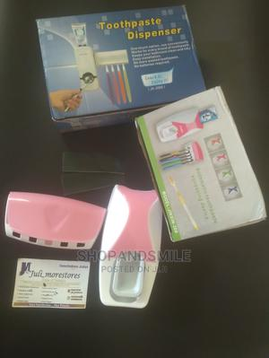 Toothpaste Dispenser/Brush Holder | Home Accessories for sale in Imo State, Owerri