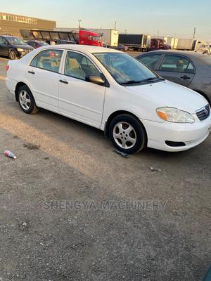 Toyota Corolla 2006 CE White   Cars for sale in Lagos State, Ojodu