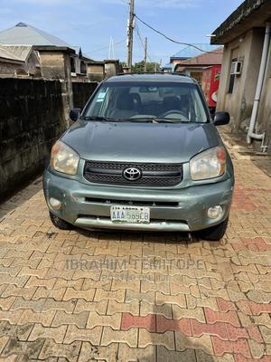 Toyota RAV4 2004 Green | Cars for sale in Lagos State, Ikorodu