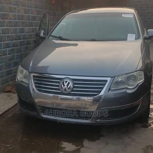Volkswagen Passat 2009 2.0 Komfort Gray | Cars for sale in Oyo State, Ibadan