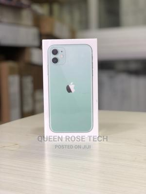 New Apple iPhone 11 128 GB Blue   Mobile Phones for sale in Lagos State, Yaba