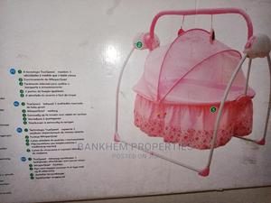 Baby Swing , Bed and Rock With Electrical   Children's Gear & Safety for sale in Abuja (FCT) State, Lokogoma