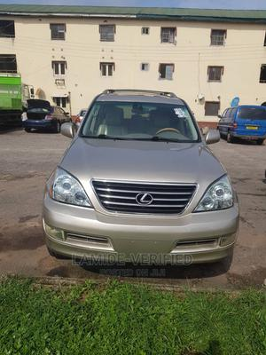 Lexus GX 2005 470 Sport Utility Gold   Cars for sale in Lagos State, Alimosho