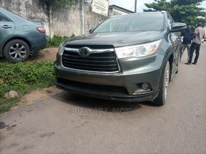 Toyota Highlander 2015 Green   Cars for sale in Lagos State, Ikeja