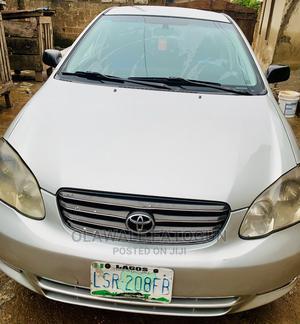 Toyota Corolla 2004 Sedan Automatic Silver | Cars for sale in Osun State, Osogbo
