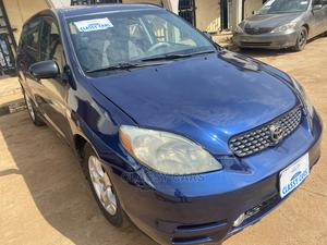 Toyota Matrix 2004 Blue   Cars for sale in Oyo State, Ibadan