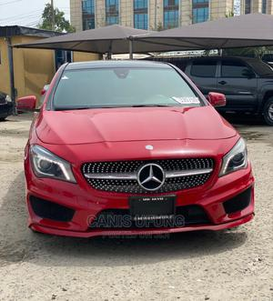 Mercedes-Benz CLA-Class 2015 Red   Cars for sale in Lagos State, Ajah
