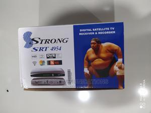 Strong HD Decoder SRT 4954 | TV & DVD Equipment for sale in Enugu State, Enugu