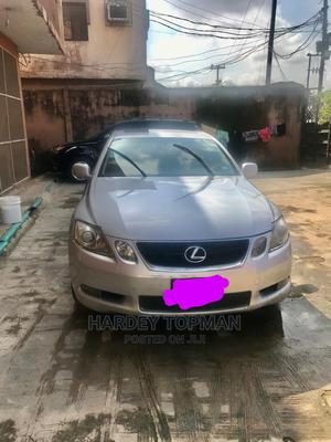 Lexus GS 2008 300 Automatic Silver | Cars for sale in Lagos State, Ikeja