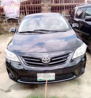 Toyota Corolla 2013 Black | Cars for sale in Lagos State, Isolo