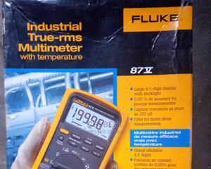 Fluke 87v Multimeter   Measuring & Layout Tools for sale in Lagos State, Lagos Island (Eko)