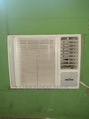 Window Unit Kenstar Air Conditioner 1hp | Home Appliances for sale in Lagos State, Ikotun/Igando