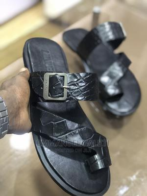 Extra Large Slippers With Skin Leather   Shoes for sale in Lagos State, Mushin