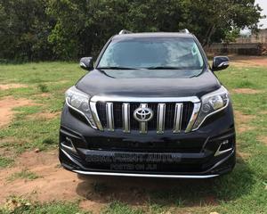 Toyota Land Cruiser Prado 2012 VX Black | Cars for sale in Abuja (FCT) State, Maitama
