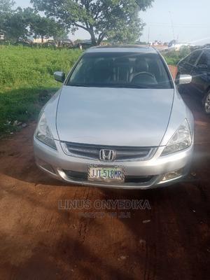Honda Accord 2003 Silver   Cars for sale in Abuja (FCT) State, Gwagwalada