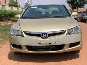 Honda Civic 2006 Gold   Cars for sale in Kaduna State, Kaduna / Kaduna State