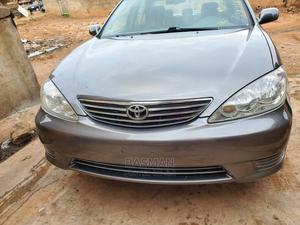 Toyota Camry 2006 Gray | Cars for sale in Oyo State, Saki West