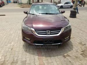 Honda Accord 2014 Red | Cars for sale in Lagos State, Alimosho