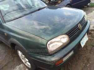 Volkswagen Golf 1999 Green | Cars for sale in Lagos State, Abule Egba