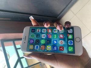 Apple iPhone 7 32 GB Silver   Mobile Phones for sale in Lagos State, Ojodu