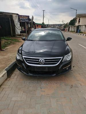 Volkswagen CC 2012 2.0 Luxury PZEV Black | Cars for sale in Lagos State, Ifako-Ijaiye