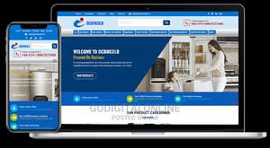 Business Company Website   Computer & IT Services for sale in Delta State, Aniocha South