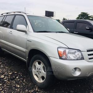 Toyota Highlander 2006 Limited V6 4x4 | Cars for sale in Lagos State, Ojodu
