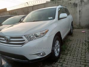 Toyota Highlander 2012 White   Cars for sale in Kaduna State, Kaduna / Kaduna State