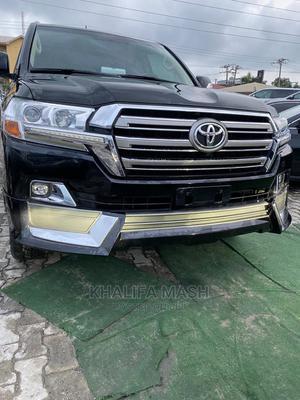 Toyota Land Cruiser 2020 5.7 V8 VXR Black | Cars for sale in Lagos State, Lekki