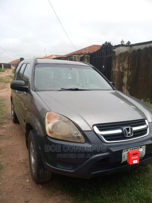 Honda CR-V 2004 EX 4WD Automatic Gray | Cars for sale in Oyo State, Ibadan