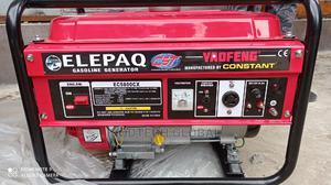 Elepaq Constant Generator Ec5800cx   Electrical Equipment for sale in Lagos State, Ojo