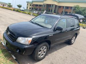 Toyota Highlander 2006 V6 Black | Cars for sale in Oyo State, Ogbomosho North