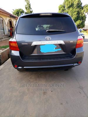 Toyota Highlander 2008 Limited Gray | Cars for sale in Niger State, Minna