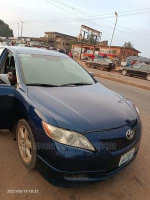 Toyota Camry 2008 2.4 SE Blue | Cars for sale in Delta State, Oshimili South
