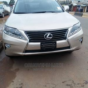 Lexus RX 2015 350 AWD Gold | Cars for sale in Lagos State, Alimosho