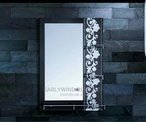 Quality Triple Shelf Wall Mirror | Home Accessories for sale in Abuja (FCT) State, Central Business Dis