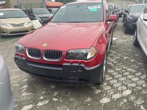 BMW X3 2004 2.5i Sports Activity Red | Cars for sale in Lagos State, Lekki