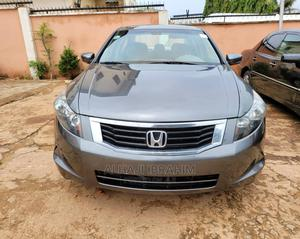 Honda Accord 2010 Sedan EX Automatic Gray | Cars for sale in Kaduna State, Kaduna / Kaduna State
